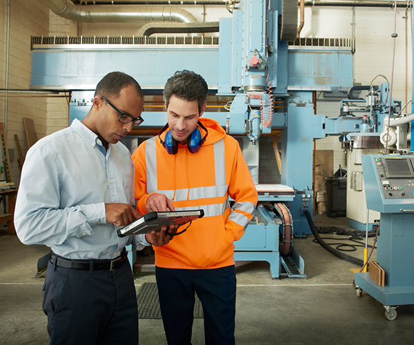 Digital Transformation - Manufacturing OI